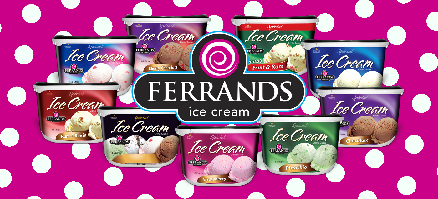 Ferrands Ice Cream